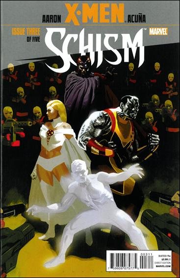 X-Men: Schism 3-A by Marvel