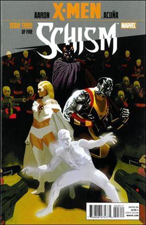 X-Men: Schism 3-A