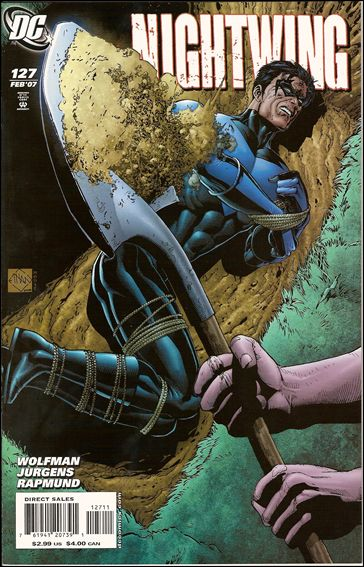 Nightwing (1996) 127-A by DC