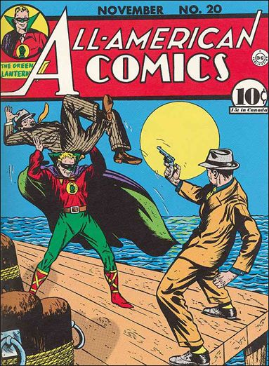 All-American Comics (1939) 20-A by DC