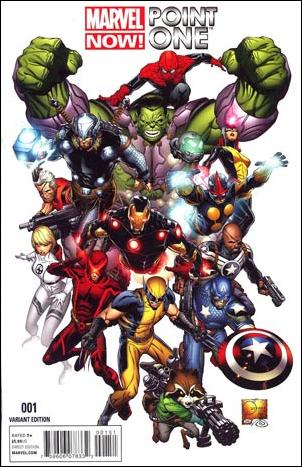 Marvel NOW! Point One 1-B by Marvel