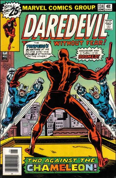 Daredevil (1964) 134-A by Marvel