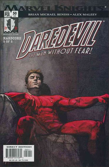 Daredevil (1998) 50-A by Marvel