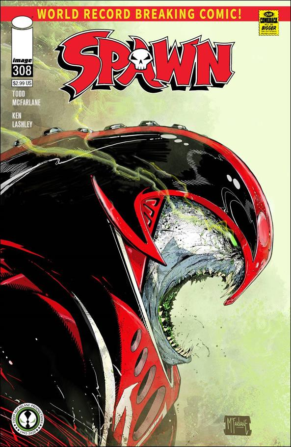 Spawn 308-A by Image