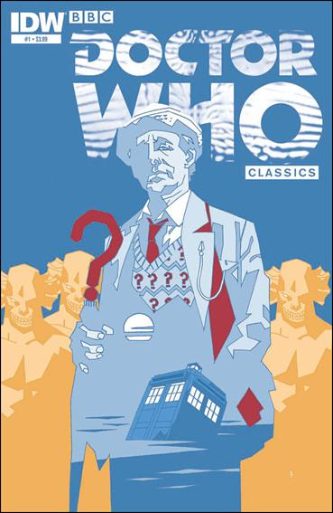 Doctor Who Classics Series V 1-A by IDW