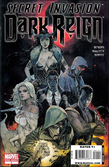 Secret Invasion: Dark Reign 1-A by Marvel