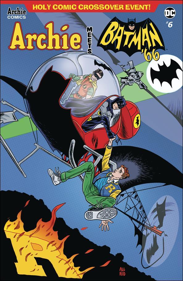 Archie Meets Batman '66 6-A by Archie