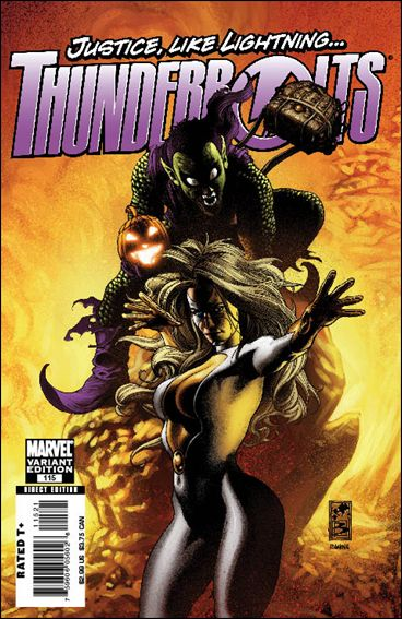 Thunderbolts (1997) 115-B by Marvel