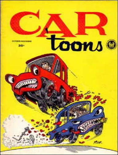 CARtoons (1961) 8-A by Petersen