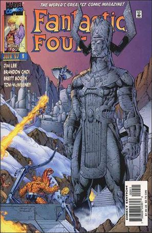 Fantastic Four (1996) 9-A