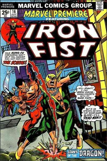 Marvel Premiere 16-A by Marvel