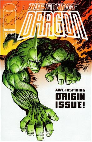 Savage Dragon (1993) 0-A