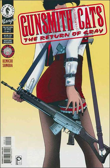 Gunsmith Cats: The Return of Gray 2-A by Dark Horse