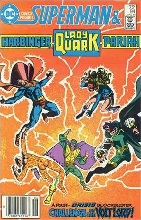 DC Comics Presents 94-A