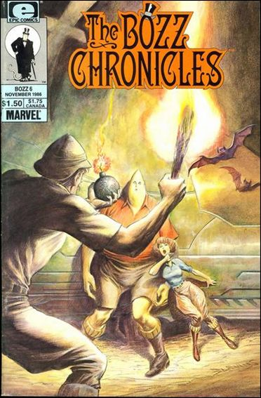 Bozz Chronicles 6-A by Epic