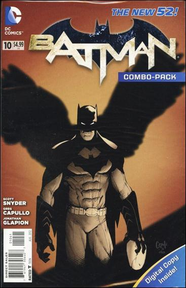 Batman (2011) 10-C by DC
