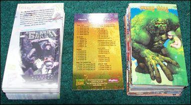 Vertigo Trading Cards 4-A by SkyBox