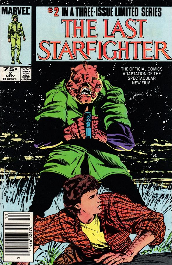 Last Starfighter 2-A by Marvel