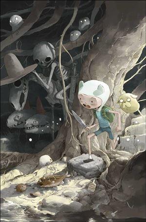 Adventure Time Comics 4-C