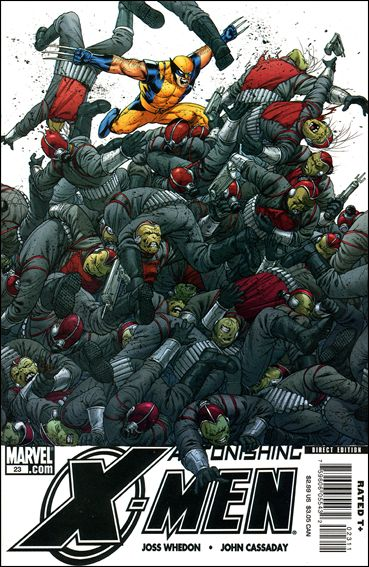 Astonishing X-Men (2004) 23-A by Marvel