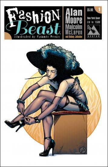 Fashion Beast 1-E by Avatar Press