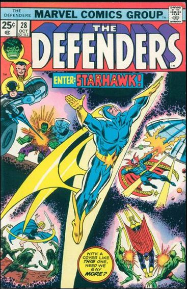 Defenders (1972) 28-A by Marvel