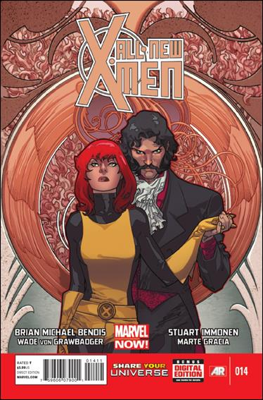 All-New X-Men 14-A by Marvel