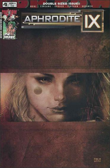 Aphrodite IX (2000) 4-A by Top Cow