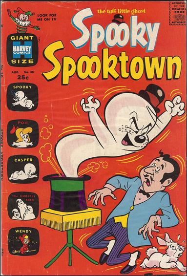 Spooky Spooktown 30-A by Harvey