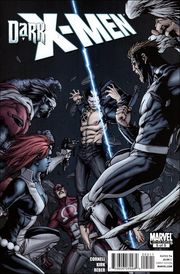 Dark X-Men 5-A by Marvel