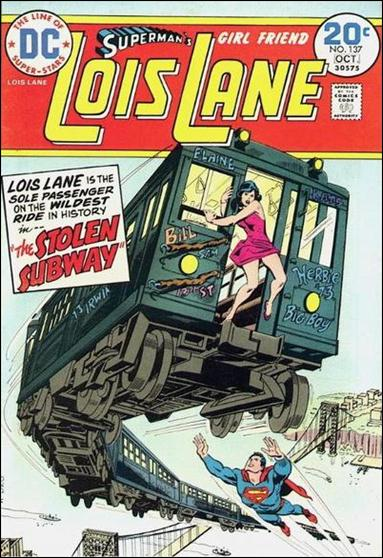 Superman's Girl Friend Lois Lane 137-A by DC
