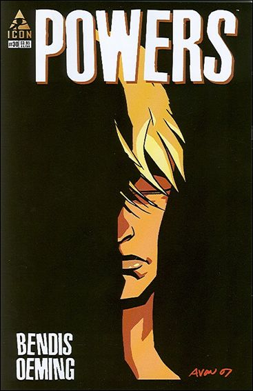 Powers (2004) 30-A by Icon