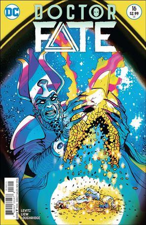 Doctor Fate (2015)  16-A