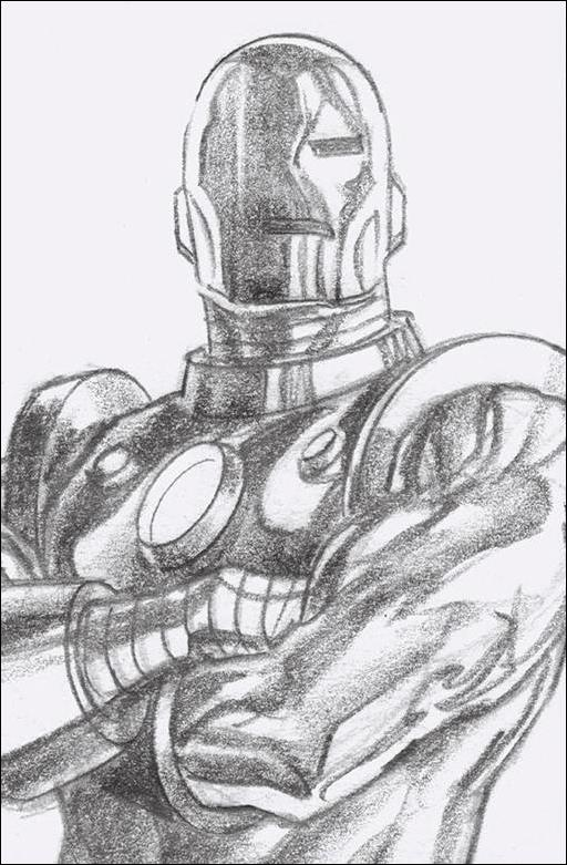 Iron Man (2020) 1-H by Marvel