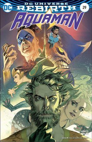 Aquaman (2016) 29-B