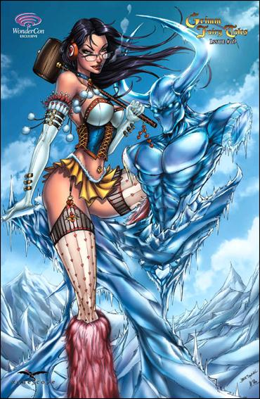 Grimm Fairy Tales 69-C by Zenescope Entertainment