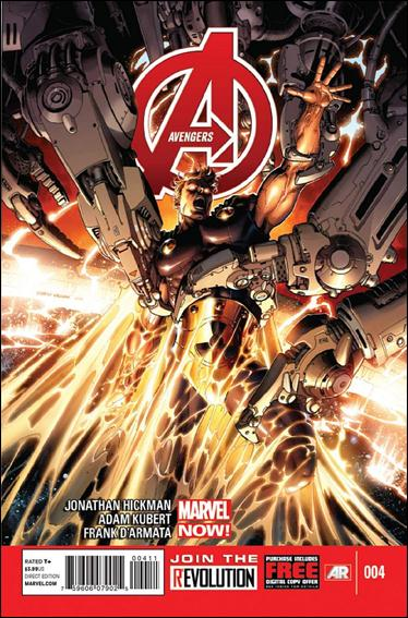 Avengers (2013) 4-A by Marvel