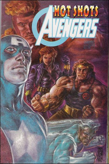Hot Shots: Avengers 1-A by Marvel