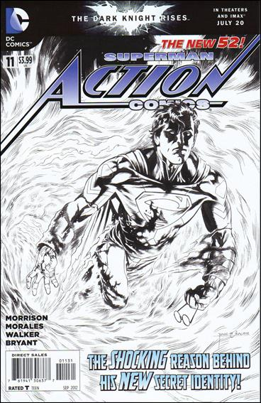 Action Comics (2011) 11-E by DC