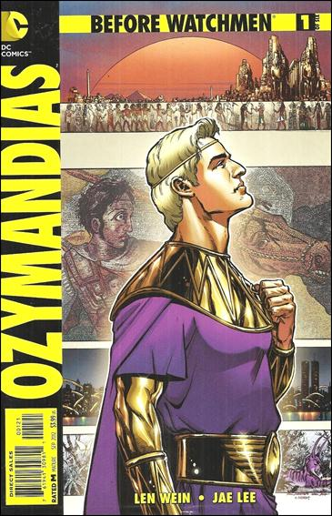 Before Watchmen: Ozymandias 1-D by DC
