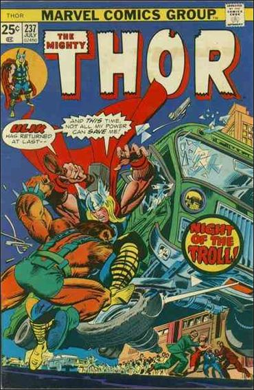 Thor (1966) 237-A by Marvel