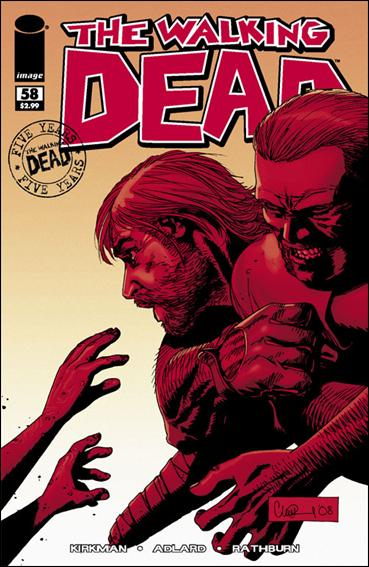 Walking Dead (2003) 58-A by Skybound Entertainment