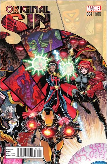 Original Sin 4-B by Marvel