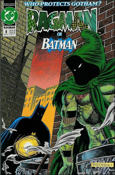 Ragman (1991) 8-A by DC