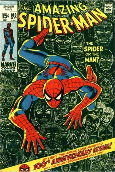 Amazing Spider-Man (1963) 100-A by Marvel