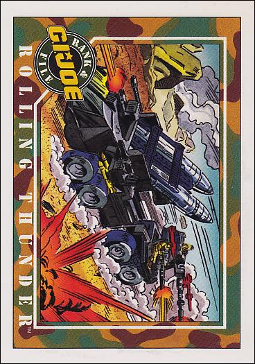 G.I. Joe (Base Set) 9-A by Impel