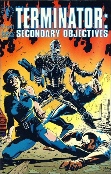 Terminator: Secondary Objectives 2-A by Dark Horse