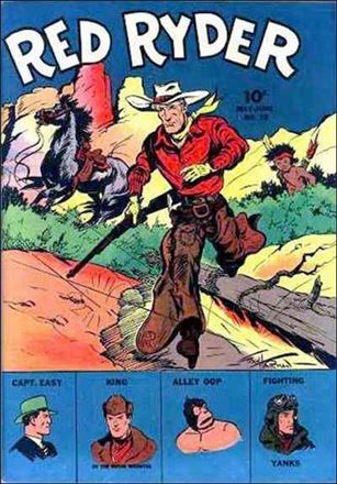 Red Ryder Comics 13-A