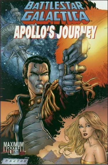 Battlestar Galactica: Apollo's Journey 1-A by Maximum Press