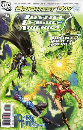 Justice League of America (2006) 46-A by DC